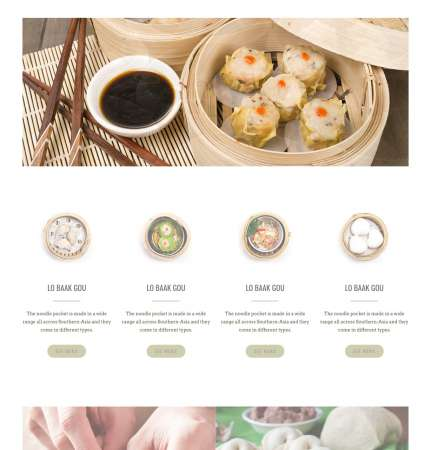Bridge Dimsum WP FREEmium Theme Series