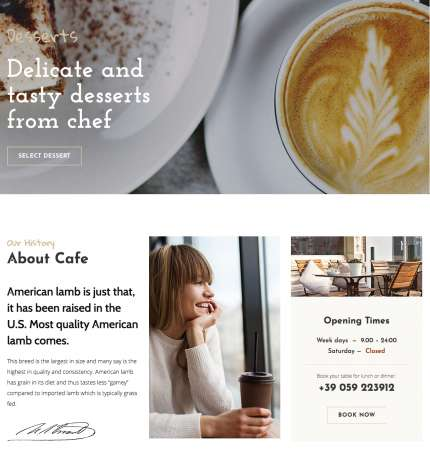 Resto Desp WP FREEmium Theme Series