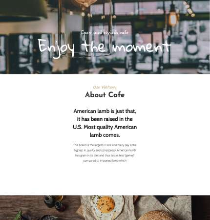 Resto Desp WP4 FREEmium Theme Series