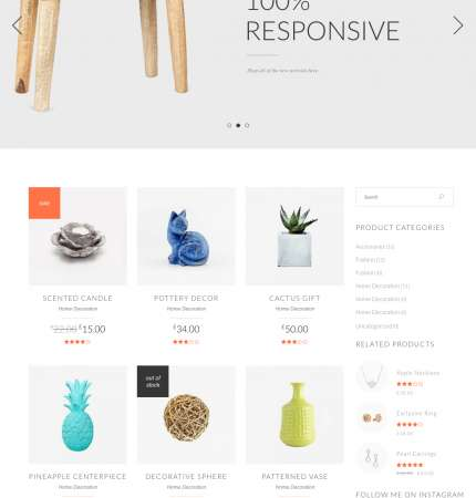 Malmo Shop WP FREEmium Theme Series