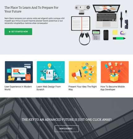 University H7 WP FREEmium Theme Series