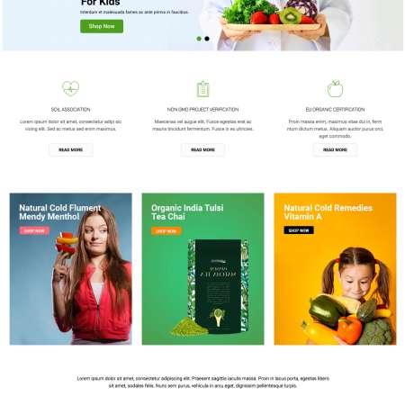 Greenmart Health WC-1 FREEmium Theme Series