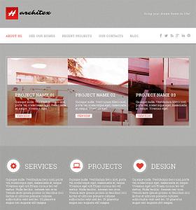 Architecture Website WP 47073