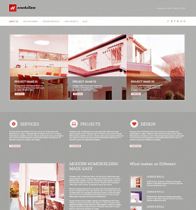 Architecture Website WP 47073