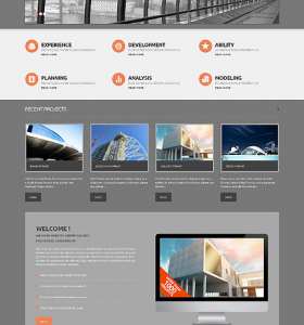 Architecture Website WP 48188