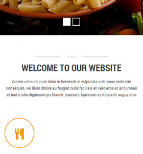 Drupal Restaurant Website 51126