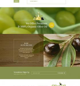 Restaurant Website WP 55218