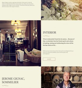 Restaurant Website WP 58992