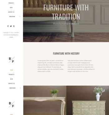 Bridge Furniture WP FREEmium Theme Series