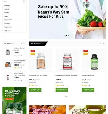 Greenmart Health WC-3 FREEmium Theme Series