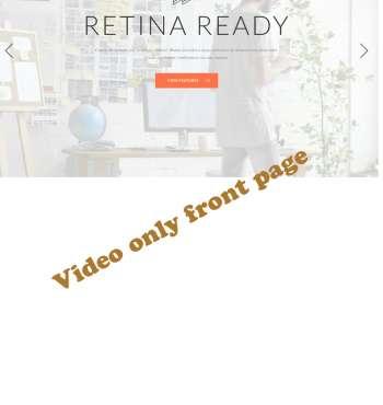 Malmo Video WP FREEmium Theme Series