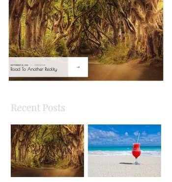 Rima Paloma WP FREEmium Theme Series