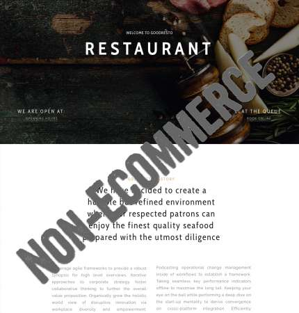 Good Resto Non-Ecommerce WP FREEmium Theme Series | Good Resto Non-Ecommerce WP-01-1MS-Mini-2