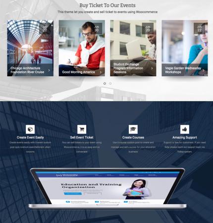 University H3 WP FREEmium Theme Series